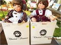 Classical Treasures Lovey Boy and Louette Girl in box 10x85  20 each