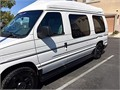 2004 Ford E150 8 Passenger Club Wagon 52000 milesFully loaded V8 54 engine size Rear wheel dri