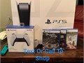 Affordable Play Station 5 games available contact for more info