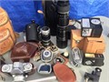 Note picture of various camera and accessories Good Shape 15000 or make an offer 1-Zeiss-Icon C