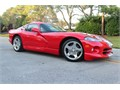 2001 Dodge Viper GTS 1 of ONLY 36 Red with Factory Silver Stripes No accidents all original pai