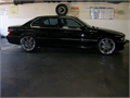 1995 bmw 750iL auto  54L V12 black on black needs nothing 22 wheels ac schnitzer air dam sid