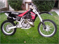If youre looking to buy the RIGHT late model CR500R then this immaculate 2001 Honda CR500R that