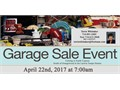 Neighborhood Garage SaleAnnual60 homesCypress  Valley View and Orangewood Just north of the 4