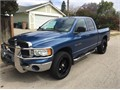 2004 Dodge Ram 1500 Truck Used 137000 miles Private Party 8 Cyl Blue Gray Auto 4WD 4 Doors