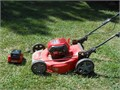 Snapper walk behind lawn mower 60V electric 21 with variable height brushless motor 2800RPM 3-