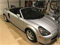 Absolute immaculate 2001 Toyota MR2 Spyder with 16000 miles looks brand new Many TRD upgrades in