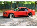 2004 Mustang Mach 1 in the rare Competition Orange It has a 46L 32V engine with a 5 Speed Manua