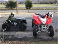 2014 Honda TRX250X sport clutch low hours like new 37002017Honda TRX90X sport clutch very low ho