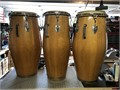 Calje Drum Set with Tumba Quinto and Conga with cases