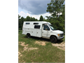 97 Ford E350 utility van 54 v8 automatic airheat 170k miles all new front end parts brand new 6