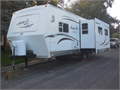 2008 Northwood 27T Silver Arctic Fox White Used Private Party  1499900 208-310-2457 excellent
