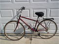 Red Cambridge Model Paid 19996 well worth 100 cash only Like new 10000 814-410-2649 Jim