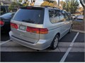 2002 Honda Odyssey Dependable Reliable Family Mini Van that seats 7 5 star safety rating Original