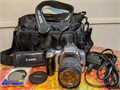 Great deal for this awesome complete Canon digital rebel eos in like new condition with EXTRA ACCESS