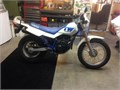 1987 Yamaha TW200 CA Model 5389 Orig MiElecStartNew Front Tire  BattFresh ServiceManualsLeav