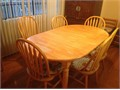 Dinning table sets 6 chair  pick up only near Gardena CA 90247   72 x 42 x 32  29900 310-562-8399