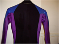 This suit is what you wear under your wetsuit for warmth  protection Brand New ONeill Fits Heig