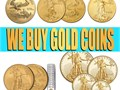 Gold is at Record Highs Im interested in buying any kind of gold coins  silver coins for cash I