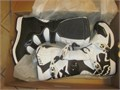 NEW IN BOX  FOX COMP 5  white motocross boots mens size 12 NEW MINT CONDITION never been used in