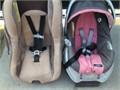 BABY STROLLERS AND CAR SEATS  Excellent condition  2500 each OBO  Text 310-941-2186  No emails