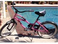 Hello Kitty girls 20 bicycle with white walls bought in storage auction good condition Downey area