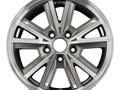 set of 4mustang 16 base factory wheels5-lug with tire sensors need cleaning