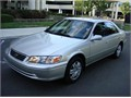 Great Offer for my 2000 Toyota Camry Accident Free The owner kept this vehicle in the garage The