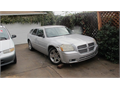 2005 Dodge Magnum  500 RT Silver 8 cylinders auto Signed by car designer Carroll Shelby One of fi