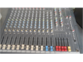 Soundcraft Folio Rac Pac14 channel Rack Mount Mixer10 XLR inputs