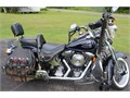 1998 Harley-Davidson Heritage Springer 13000 miles in excellent condition 1 owner also includes 2 L