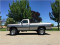 1992 Dodge Ram 250 LE Long bed 4WD 59L Intercooler Cummings Diesel4-Speed Manual Transmission Wit