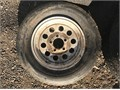 1 rim and tire located Norco Ca 92860 951-505-1188