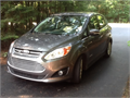 2013 Ford CMAX Hybrid Electronically Controlled Continuously Variable Transmission Automatic trans