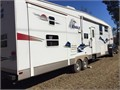 2007 Jayco Eagle 345BHS 5th Wheel Camper - 3 Slides 2 AC units recently serviced Owned by non-smo