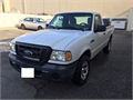 2008 Ford Ranger XL Used 171234 miles Private Party Regular Cab White Gray Good cond Auto R