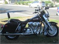 1992 Harley-Davidson Electra Glide New engine 06 five speed transmission Jell seat and back rest