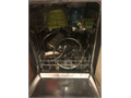 Dishwasher Works perfect and is quiet Stainless steel