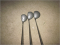 Tour Spec Pro Par Driver 3 wood and 5 wood NEW NEVER USED steel shafts mint conditionSell 15