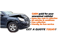 WE COME TO YOU WITH CASH Professional Licensed Representatives Any Car Van SUV or Truck