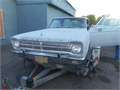 Your looking at a very rare and rust free 1965 Plymouth Satelite ready to restore Has a 318 engine