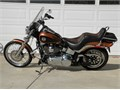 Softail Custom2008 Anniversary Edition FXSTC One owner in excellent condition 4200 miles Extras