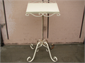 Heavy Duty Drawing Metal Stand 4 1 Tall Use as is or repaint 4500 951-530-7250