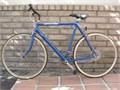 18 speeds 700c aluminum rims Aluminum frame Dia Compe brakes Suntour gearsMade in USA New tire
