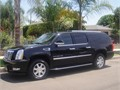 2013 Cadillac Escalade ESV 7 Passenger Black On Black Very Clean Inside And Out 155000 Miles