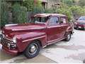 1948 Ford 4 Dr Super Dlx Used  15000 OBO Rebuilt flathead new tuck n roll u