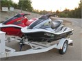 2003  2004 Honda Aqua Trax Watercraft w Zieman trailer 2 Honda AquaTrax R-12X Turbo watercra