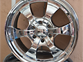 20 MST Chrome Wheels came off of my Chevy Suburban 6 lugs 30000 424-777-9985