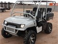 2007 Polaris 6 Pass seating 3 Point harnesses 4x4 107 Hours 1276 Miles Custom wheels