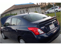 2014 Nissan Versa S Used 104000 miles Private Party Sedan 4 Cyl Blue Black Excellent cond A